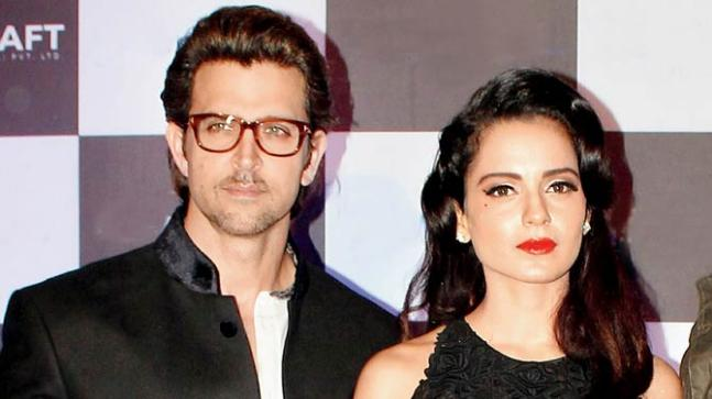 Kangana Ranaut Answers The Question That Would She Do If She Wakes Up As Hrithik Roshan