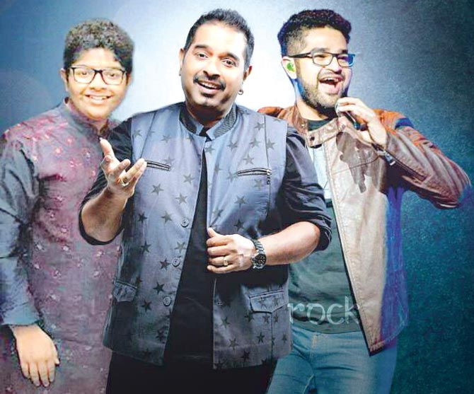 Photo of Shankar Mahadevan & His Sons Dedicate A Track To Ganpati On Ganesh Chaturthi