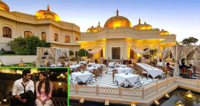 Photo of Bollywood Flicks Shot In The Most Gorgeous Indian Palaces