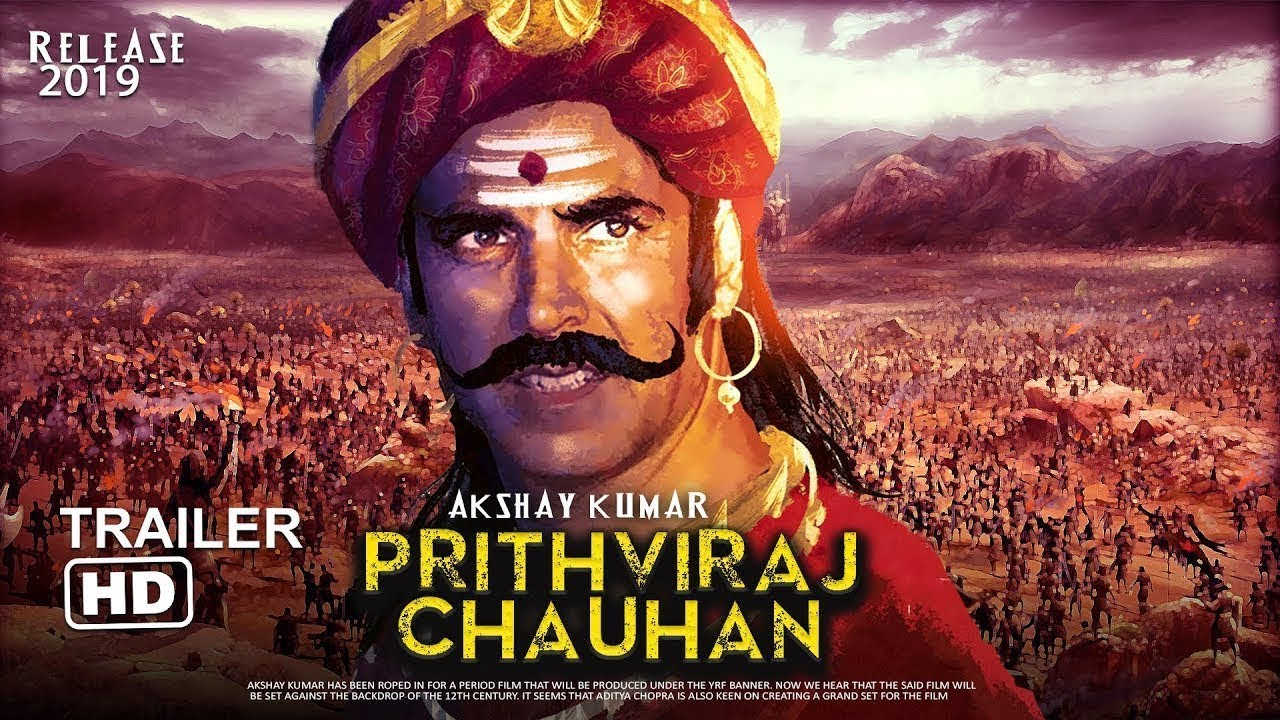 Photo of Akshay Kumar Reveals Prithviraj Chauhan Teaser On His Birthday. Have A Look At The Video