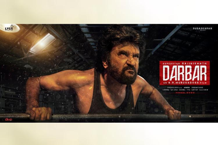Photo of In This 'Darbar' Second Poster, Rajinikanth's Intensity Is Spelling A Magic