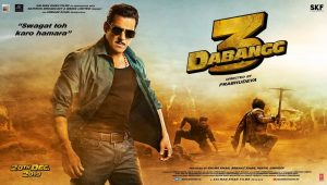 Salman Khan Is Promising You Edge-Of-The-Seat Action. Don't Believe, Have A Look At 'Dabangg 3' Poster