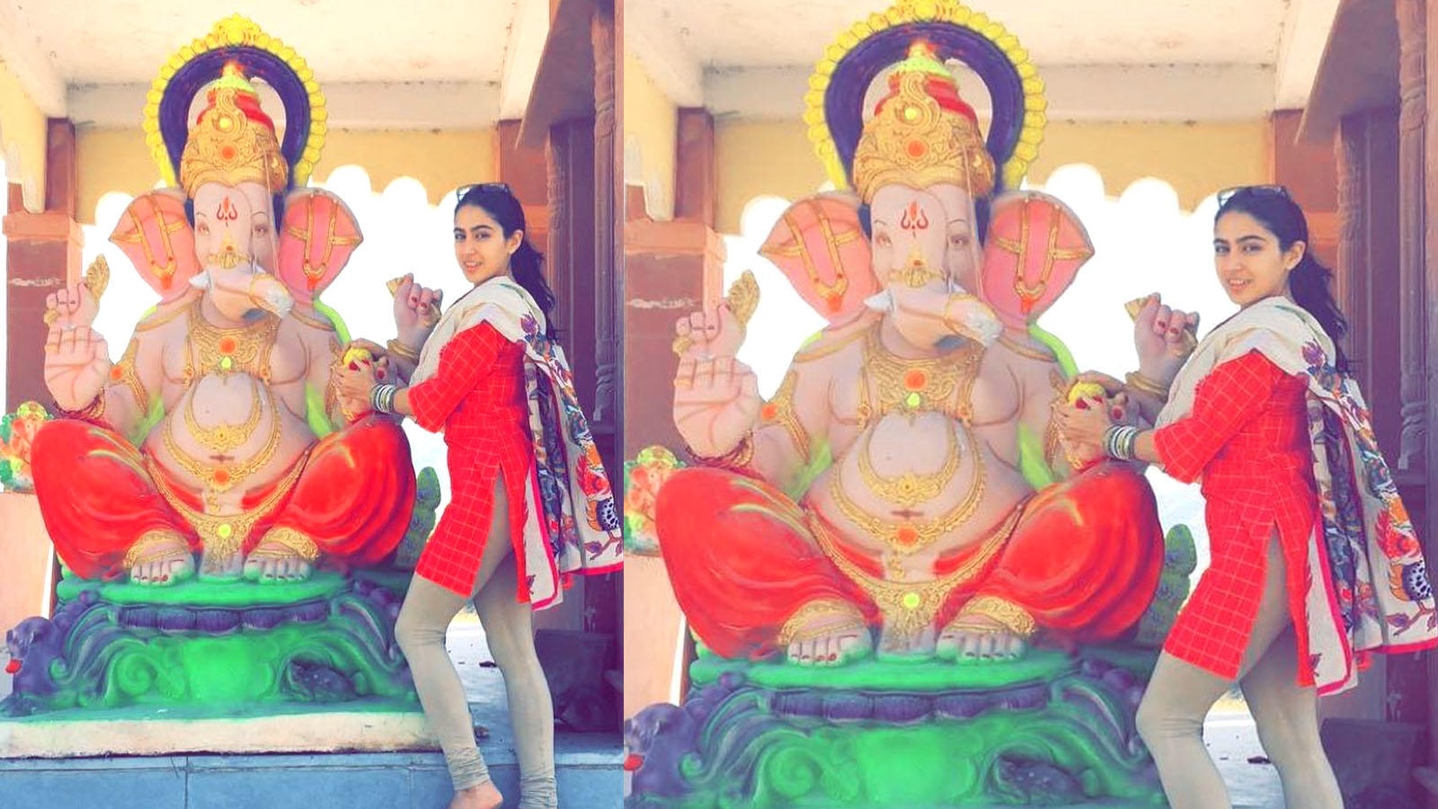 Photo of Sara Ali Khan Becomes The Latest Celebrity Victim Of Religious Fundamentalism