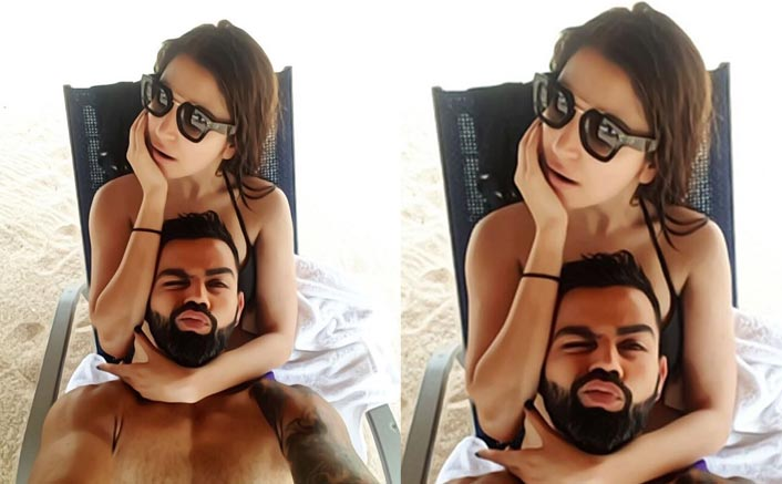 Photo of Virat Kohli Has A Perfect Pic For Those Who Shamed Wifey: Anushka For Posting Her Bikini Pic