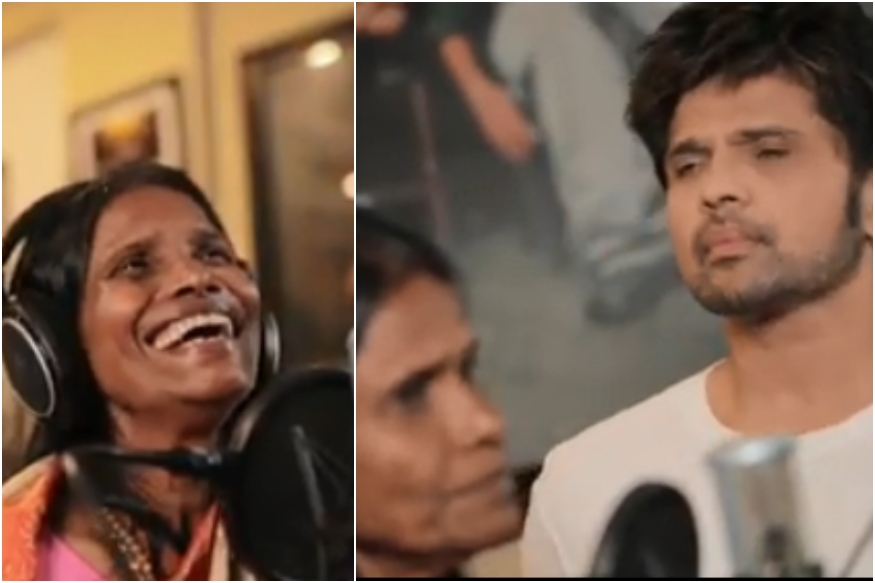 Photo of Internet Singing Sensation Ranu Mondal Recreates Himesh Reshammiya's: Aashiqui Mein Teri