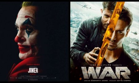 Joaquin Phoenix's 'Joker' Set For A Box-Office Clash With Hrithik Roshan-Tiger Shroff Starrer: 'WAR' On 2nd October