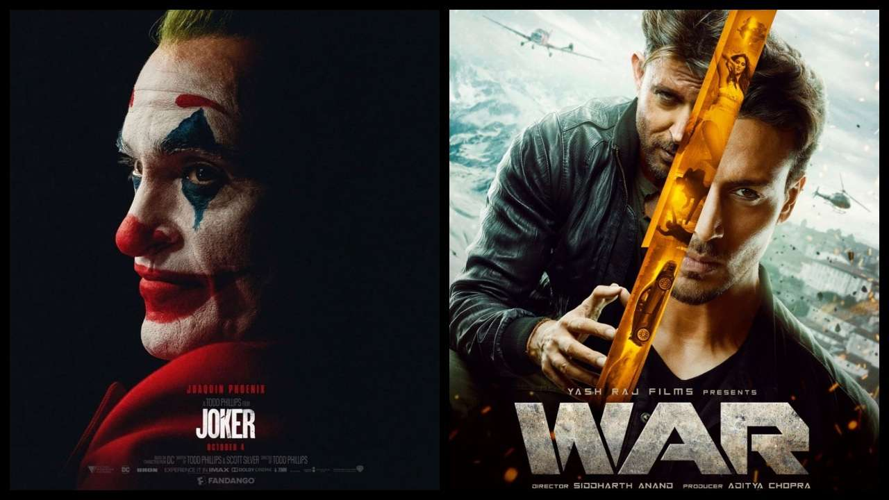 Photo of Joaquin Phoenix's 'Joker' Set For A Box-Office Clash With Hrithik Roshan-Tiger Shroff Starrer: 'WAR' On 2nd October