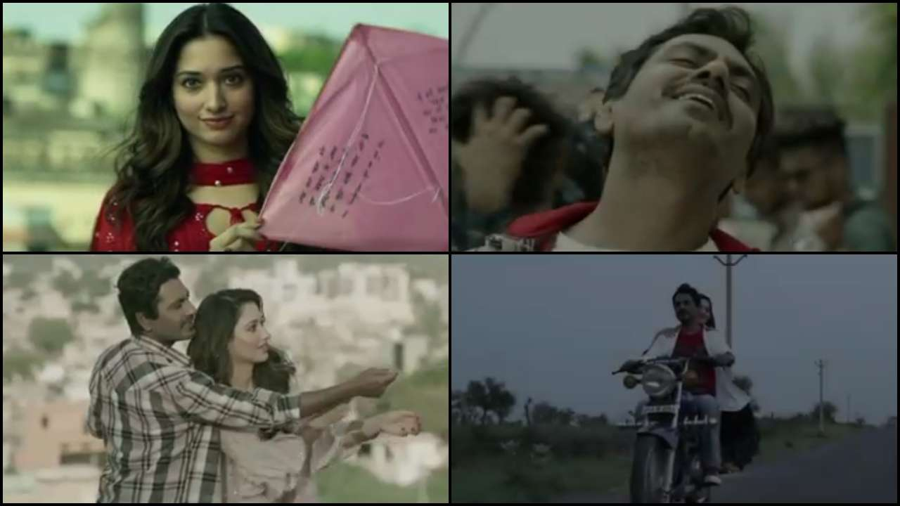 Photo of 'Bole Chudiyan' Teaser: Nawazuddin Siddiqui Turns Romantic While Tamannaah Bhatia Shows Her Cute Flirtatious Side