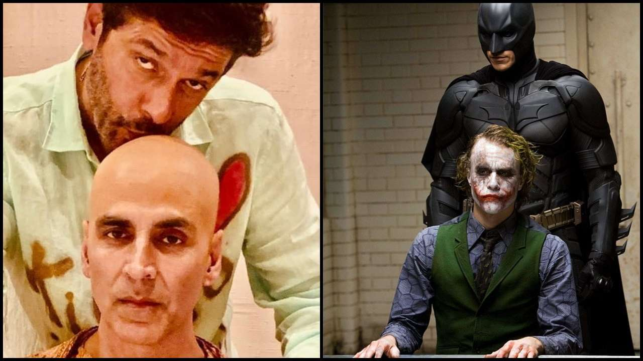 Photo of Housefull 4: Chunky Compares Aakhri 'Pasta' & Akshay Kumar's 'Bala' To 'Batman Vs Joker'. Akshay Replies In His Own Style
