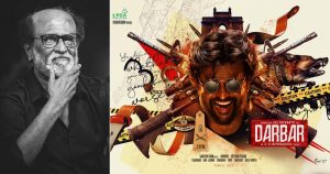 In This 'Darbar' Second Poster, Rajinikanth's Intensity Is Spelling A Magic