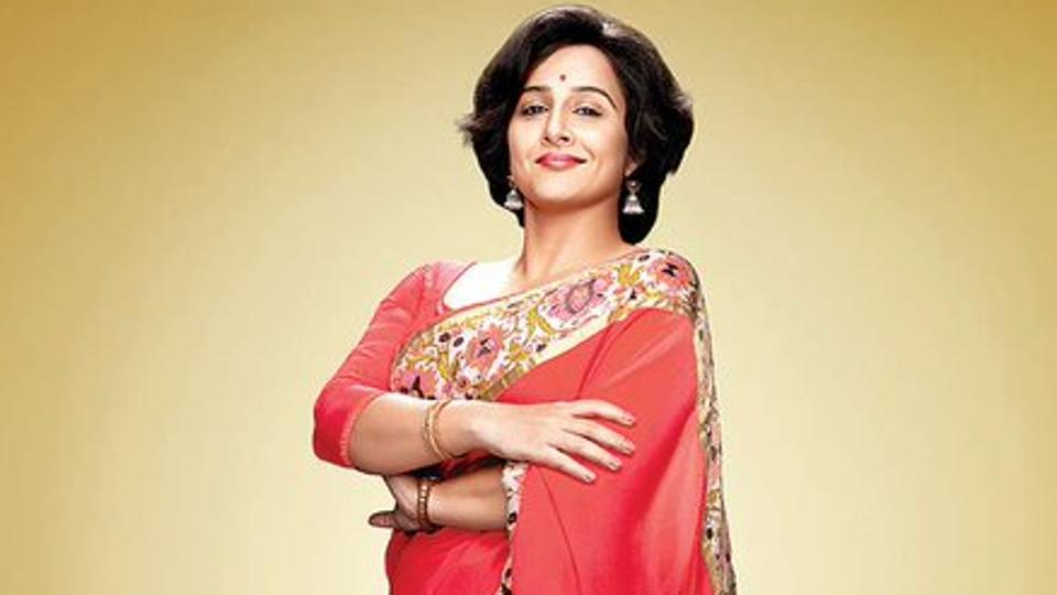 Photo of Vidya Balan's First Look From The Biopic Of Mathematician Genius: Shakuntala Devi