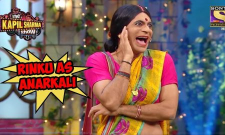 Rinku Devi Sunil Grover The Kapil Sharma Show