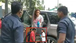 There's A Question For You After You See This Alia Bhatt Video. Was Alia Bhatt Rude To Her Bodyguards?