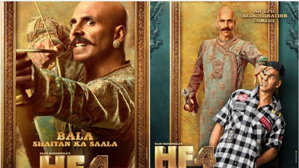 Photo of Housefull 4 : An Insight Into Multi Starrer Comedy