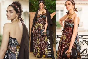 In Paris Fashion Week 2019: Deepika Padukone Attends The Dior Show & Kills It Without Even Walking The Ramp