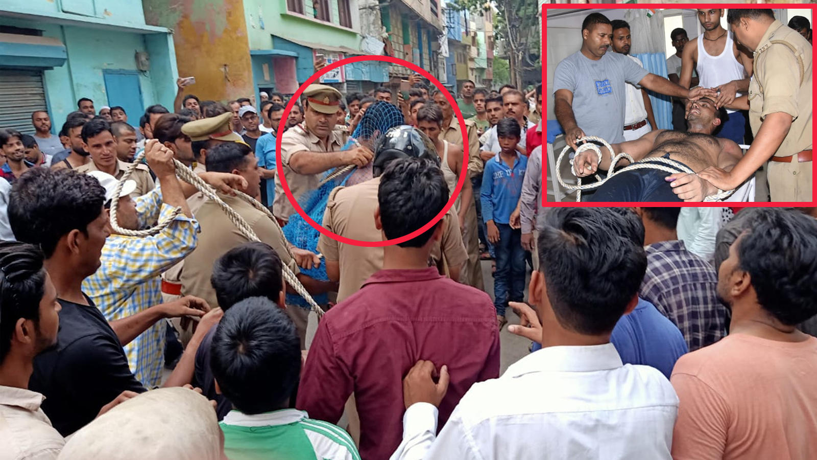 Photo of Salman Khan's Former Bodyguard Arrested In Moradabad For Creating A Ruckus In Public