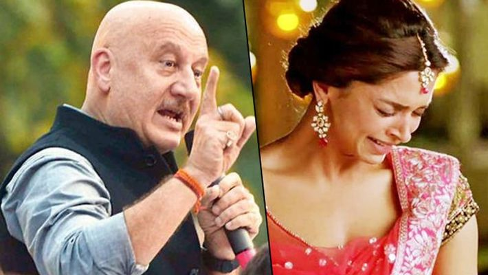 Photo of Anupam Kher Shares His Experience With Student: Deepika When He Made Her Cry To Break Her 'Perfectionist' Image