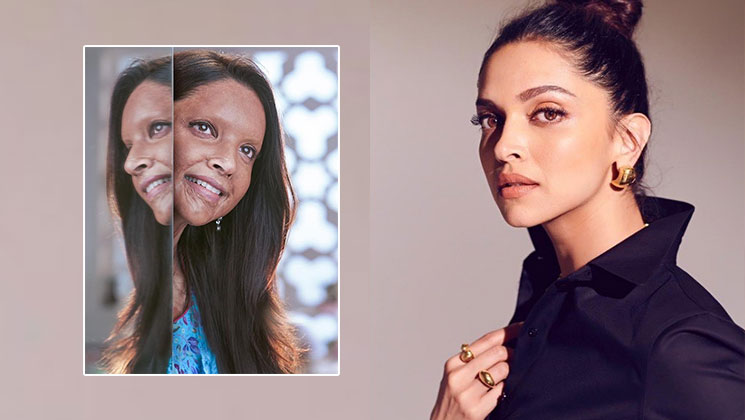Photo of Deepika Padukone Shares The Reason That Prompted Her To Burn The 'Chhapaak' Prosthetics On The Last Day