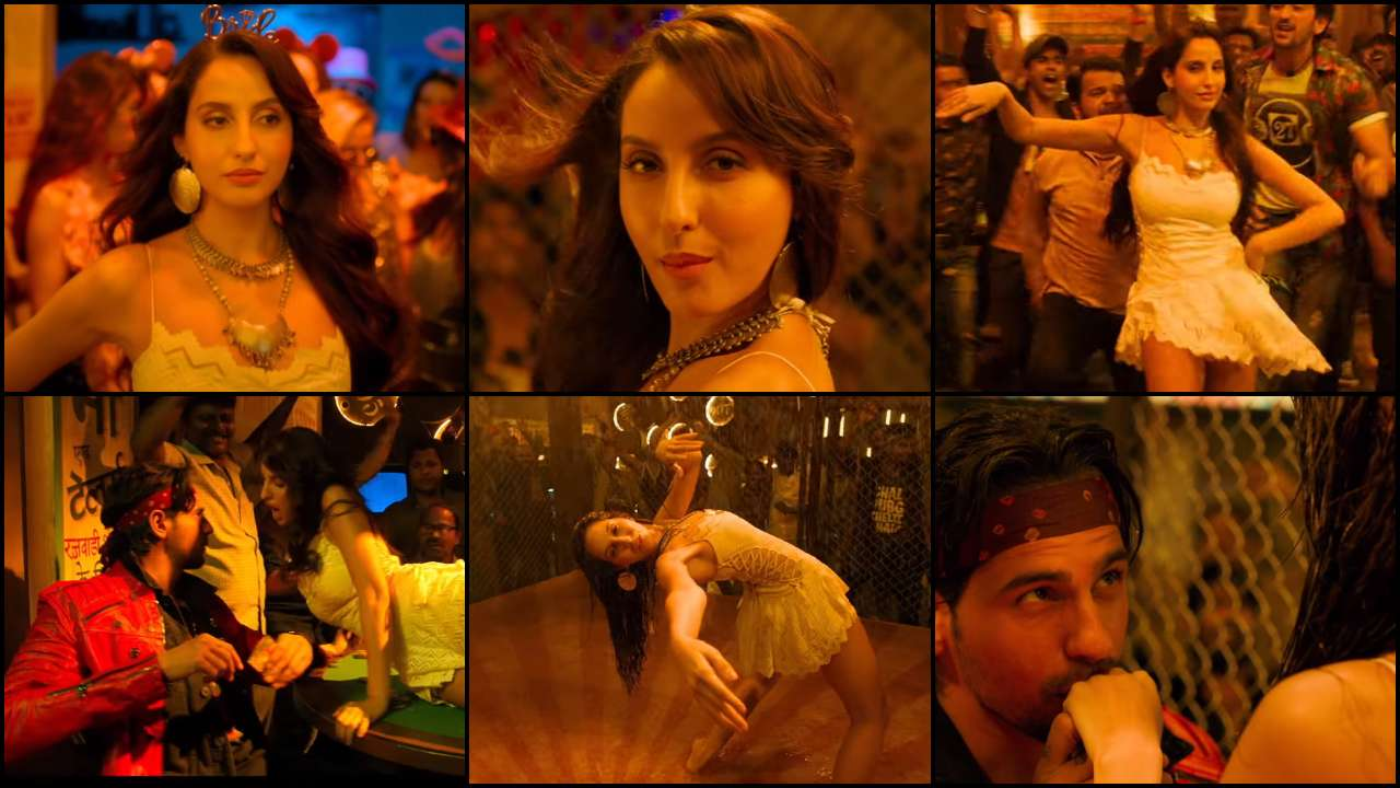 Photo of Nora Fatehi Is Back Again With Her Moves In The New Dance Number: 'Ek Toh Kum Zindagani' From 'Marjaavaan'