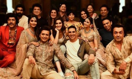 Akshay Kumar Housefull 4 Punctual On Sets