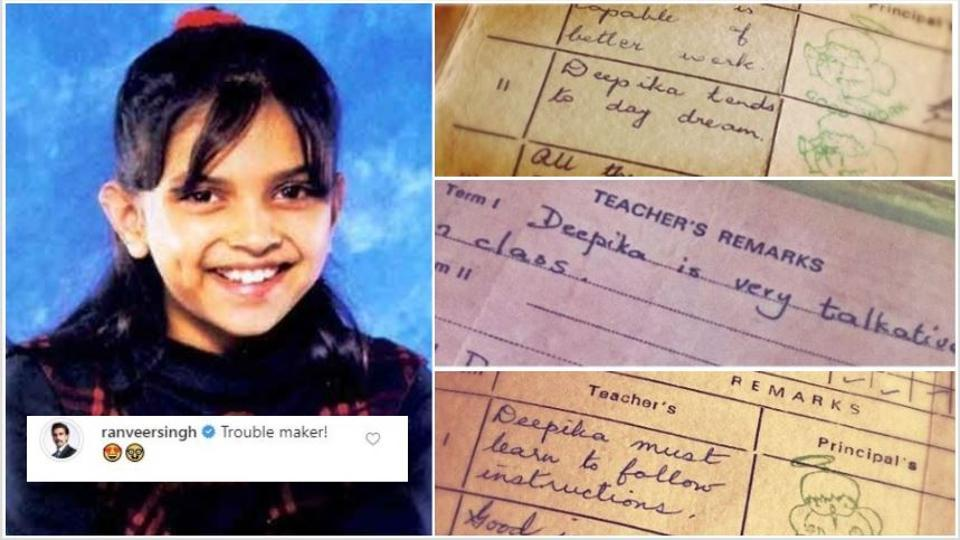 Photo of Deepika Padukone Was Both A Talkative And Daydreaming Student And She's Proud Of That