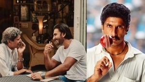 Ranveer Singh Couldn't Control His Tears During '83 Shoot. Here's Why?
