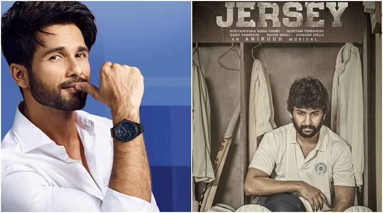 Photo of Post 'Kabir Singh', Shahid Kapoor Will Play The Male Lead In Hindi Version Of Telugu Flick 'Jersey'