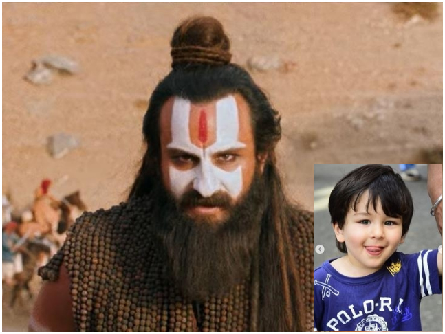 Photo of For Dad: Saif Ali Khan; Taimur Watching Laal Kaptaan Trailer Twice A Day, Isn't A Wrong Parenting Exercise