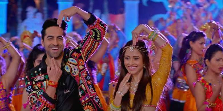 Photo of 'Radhe Radhe' From Dream Girl: Navratri Song Of The Day, That Will Make You Jive With Your Partner!