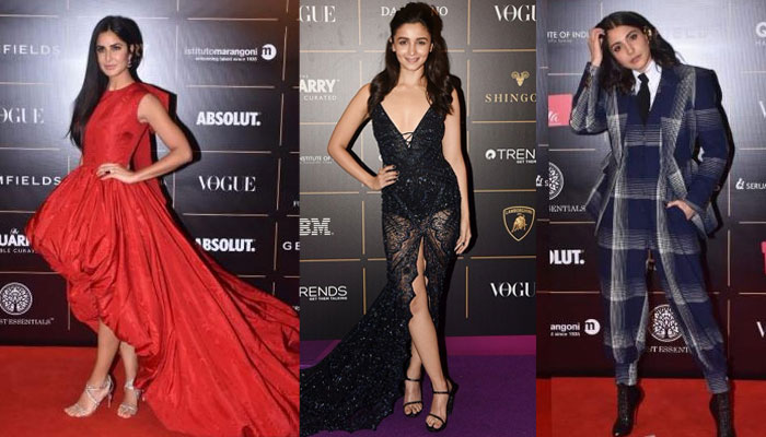 Photo of Katrina Kaif, Alia Bhatt & Anushka Sharma Are Vogue Women of The Year 2019