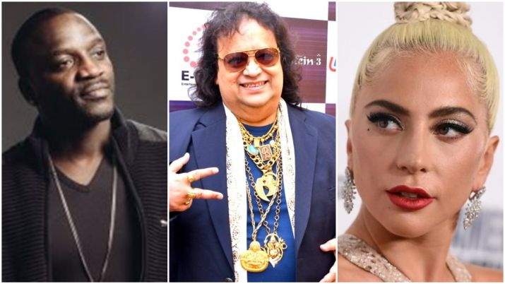 Photo of Bappi Lahri Records 2 Audio Duets With Hollywood Singer: Lady Gaga