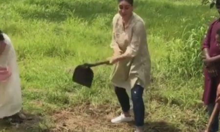 Kareena Kapoor Khan Farmer