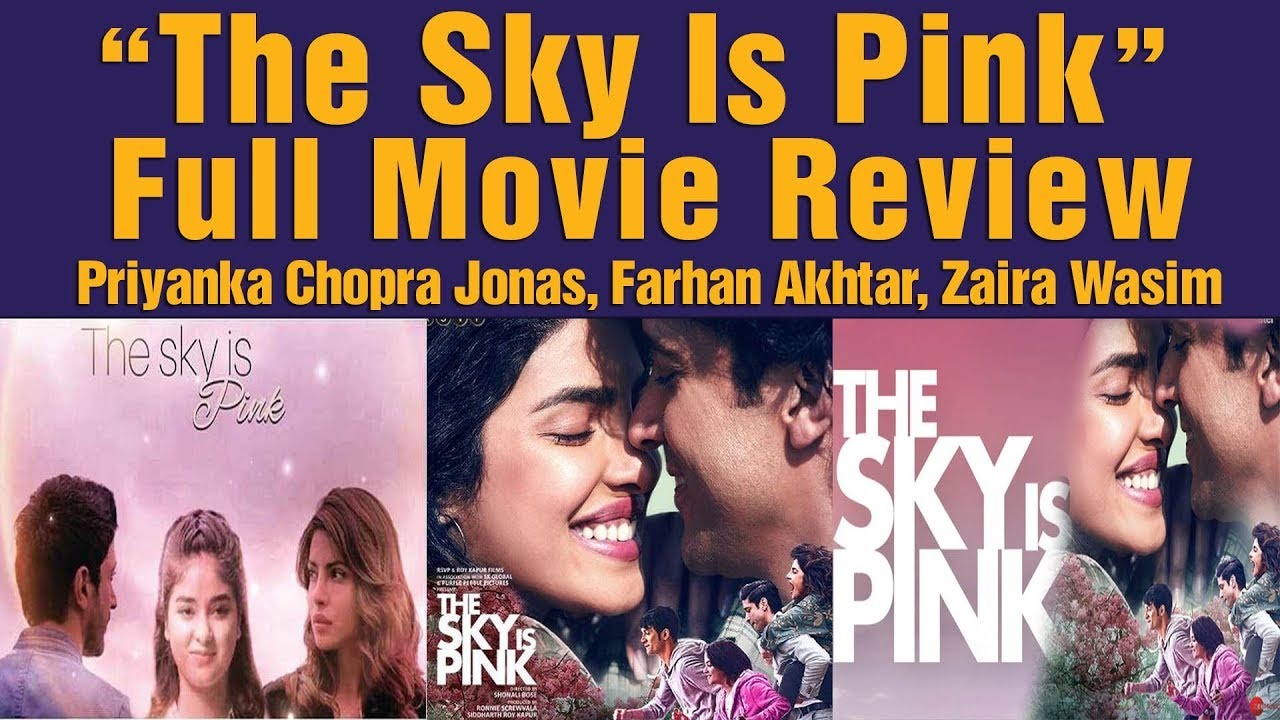 Photo of Priyanka Chopra's The Sky Is Pink Pre Box-Office Release Reviews Are Out