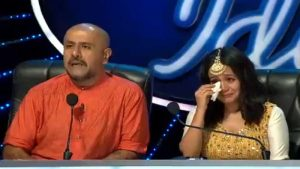 'Indian Idol 11' Judge :Neha Kakkar Lost Control Over Her Tears After Knowing A Contestant Had Set Himself On Fire