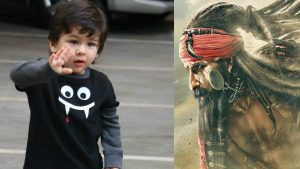 For Dad: Saif Ali Khan, Taimur Watching Laal Kaptaan Trailer Twice A Day, Isn't A Wrong Parenting Exercise