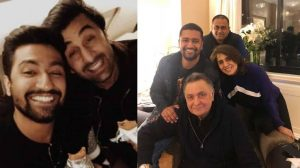 Rishi Kapoor Is Back In Action With Salt-Pepper Look In This Latest Photo shoot With Avinash Gowariker