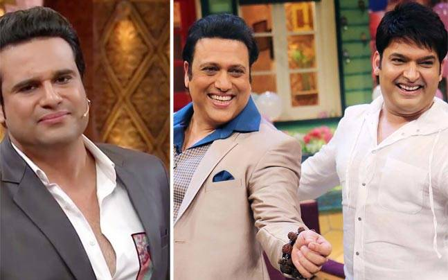 Photo of Krushna Abhishek Felt Sad & Shocked On Being Denied A Place On Stage With Govinda-Sunita Ahuja On The Kapil Sharma Show