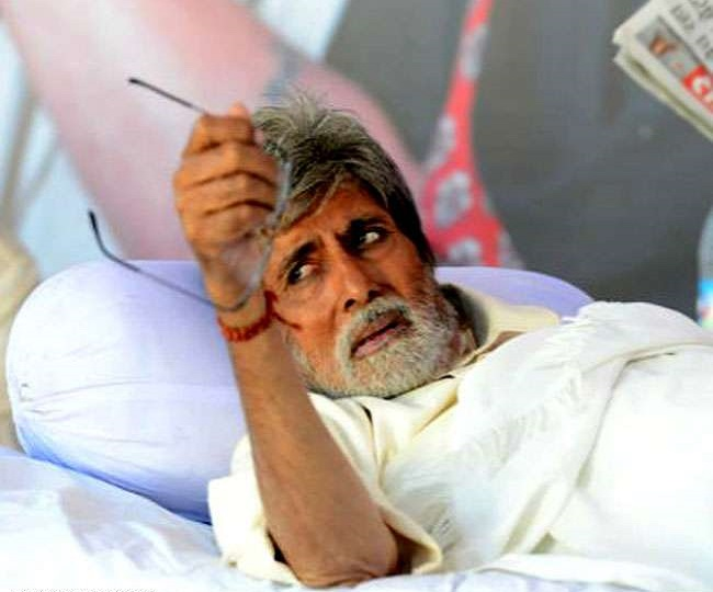 Photo of Big B: Amitabh Bachchan Is In Hospital For Last 3 Days Undergoing Liver Treatment