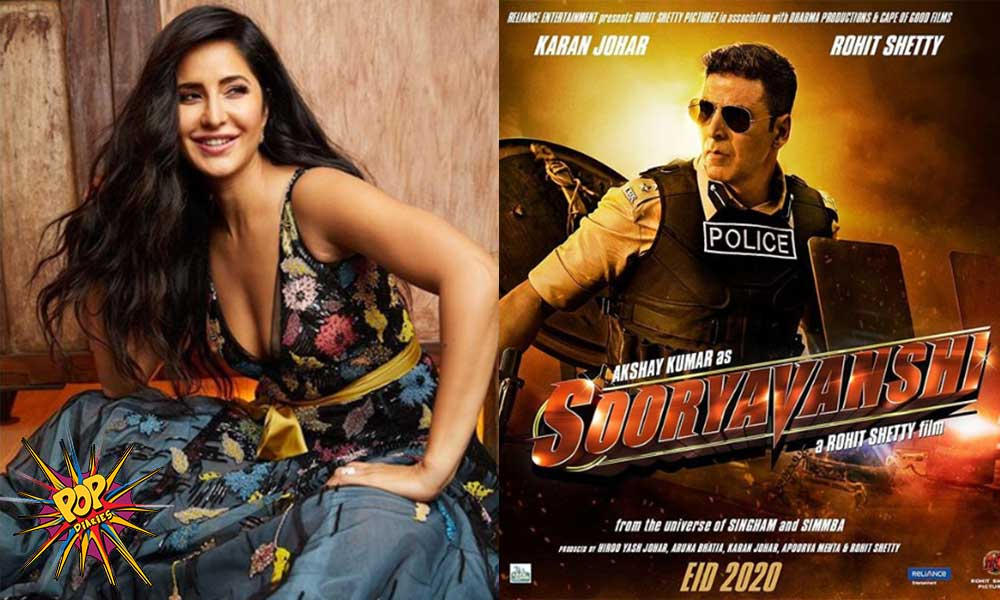 Photo of Katrina Kaif Has Given Us A Glimpse Into Akshay Kumar's 'Sooryavanshi' & Future Will Bring More Of Them