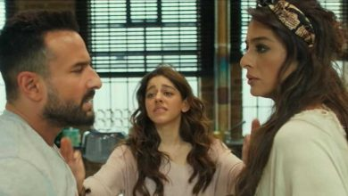 Photo of Saif Ali Khan-Tabu Make For A Vibrant Duo Whilst Debutante Alaya F Gives A Promising Performance In 'Jawaani Jaaneman' Trailer