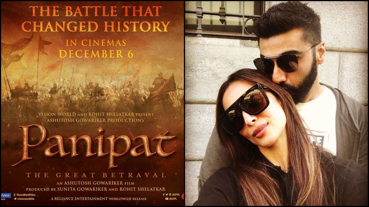 Photo of Malaika Arora Shares Her Excitement About Boyfriend: Arjun Kapoor's 'Panipat' First Look Post