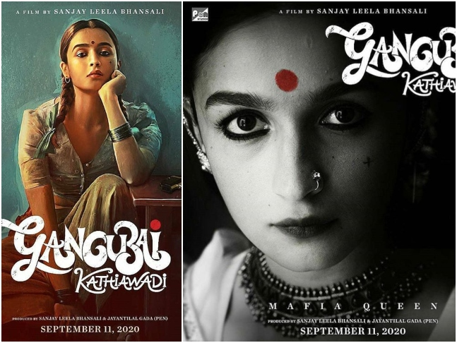 Alia Bhatt's Gangubai Kathiawadi's Motion Poster Out For You. Have A Look At It