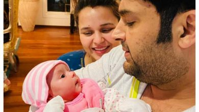 Photo of Kapil Sharma And His New Born Baby's Pics Are Out And Both These Father-Daughter Make For The Cutest Duo