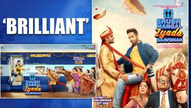 Photo of 'Shubh Mangal Zyada Saavdhan' Trailer: Ayushmann Khurrana-Jitendra Kumar's Fight For Their Love