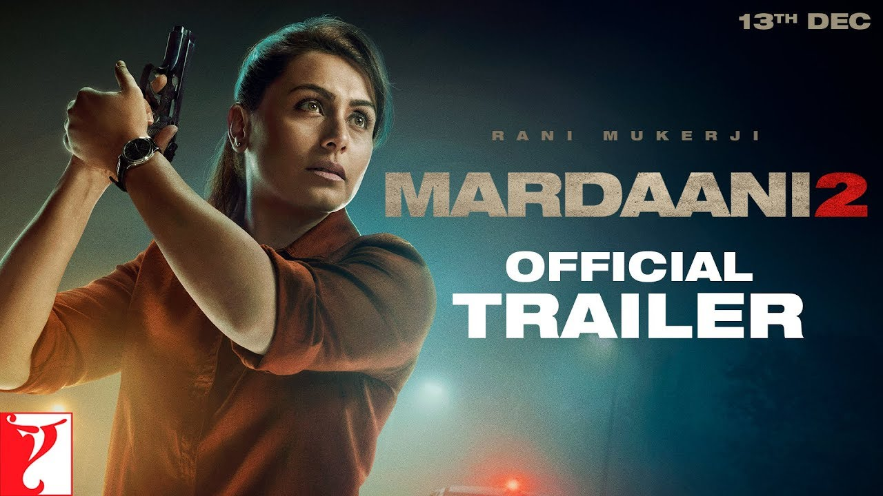 Photo of Rani Mukerji Aka Shivani Roy Is Out On A Bone-Chilling Chase In This Mardaani 2 Trailer