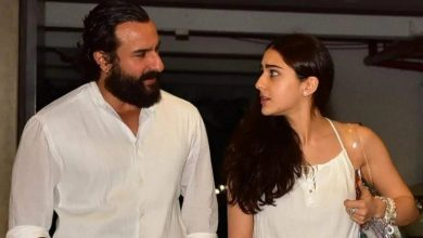 Photo of Saif Ali Khan Feels Uncomfortable in Being Sara's on-Screen Father