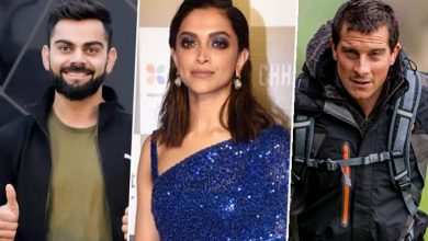 Photo of Deepika Padukone And Virat Kohli To Feature On 'Man Vs Wild'