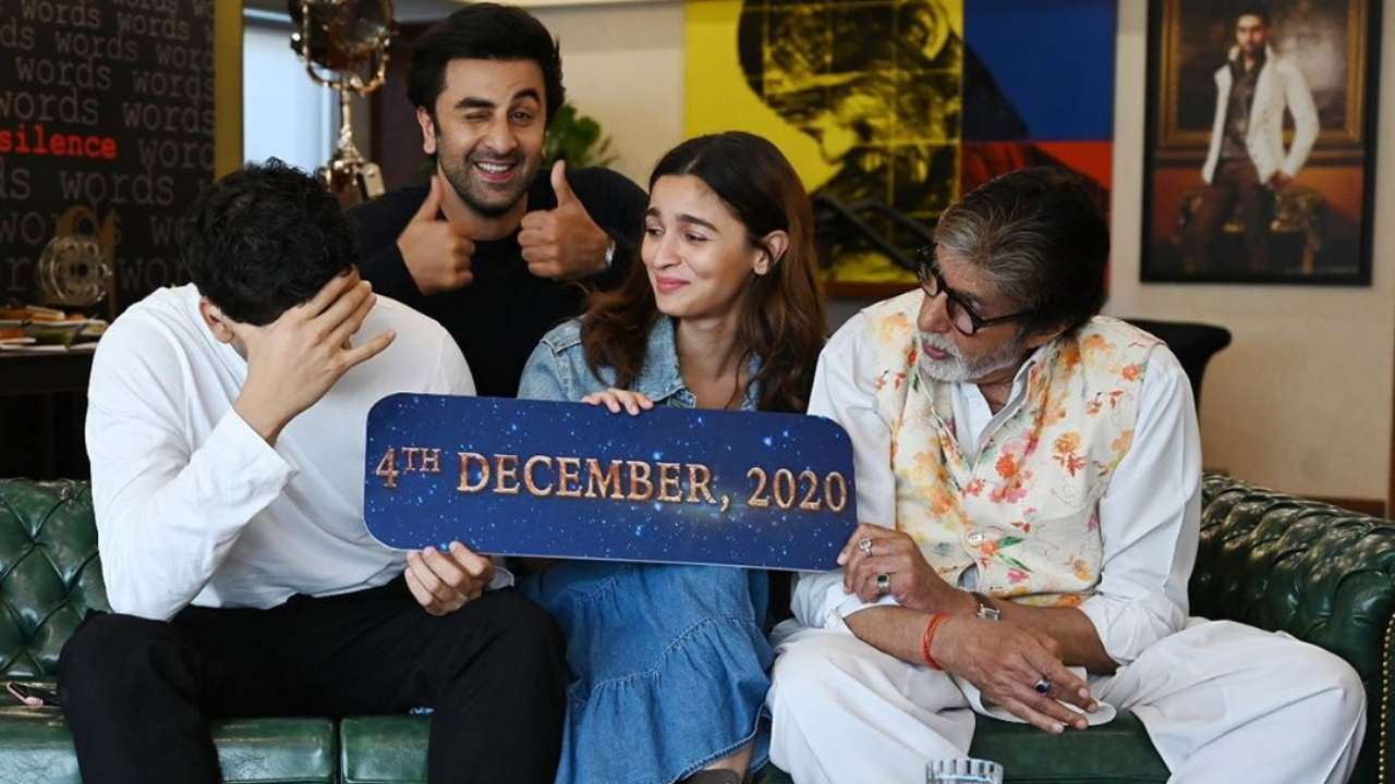 'Brahmastra' Cast Announces Its Box Office Release Date In A Light Mood