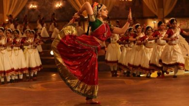 Photo of In Her First, Kangana Ranaut Dons The Hat of An Indian Classical Dancer