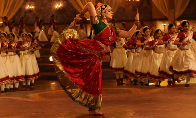 In Her First, Kangana Ranaut Dons The Hat Of An Indian Classical Dancer